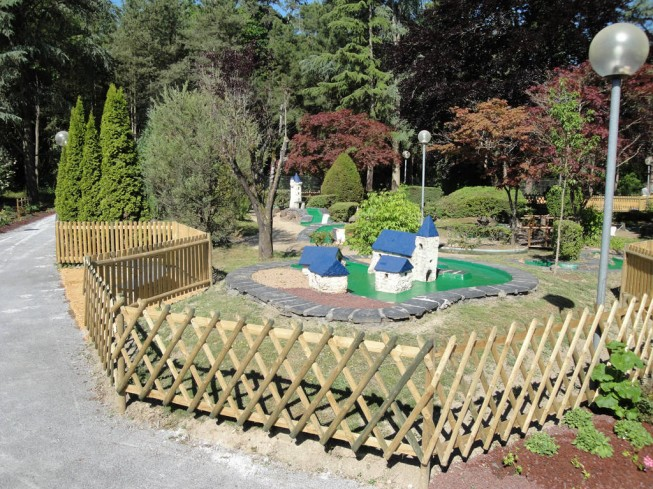 MINI-GOLF DE ST MARS-LA-JAILLE