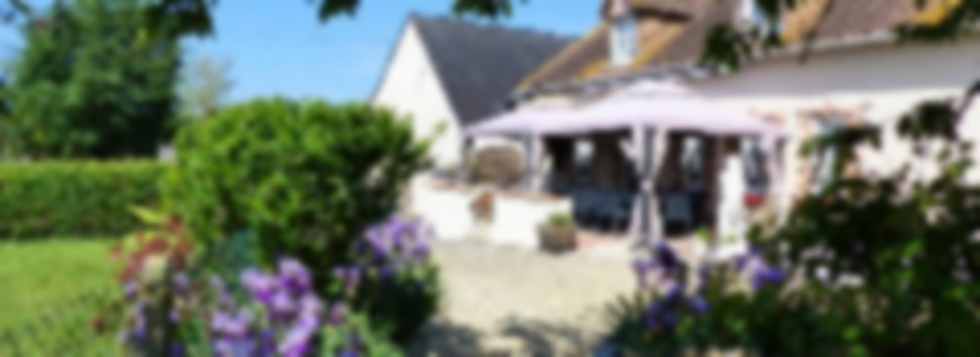 Chambre d 39 hotes les bourrelieres bed and breakfast for Chambre d hote xanton chassenon