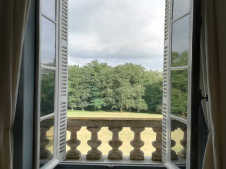 Chambres d 39 hotes chateau du moulin brule bed and breakfast frankrijk pays de la loire - Chambre d hote chateau gontier ...