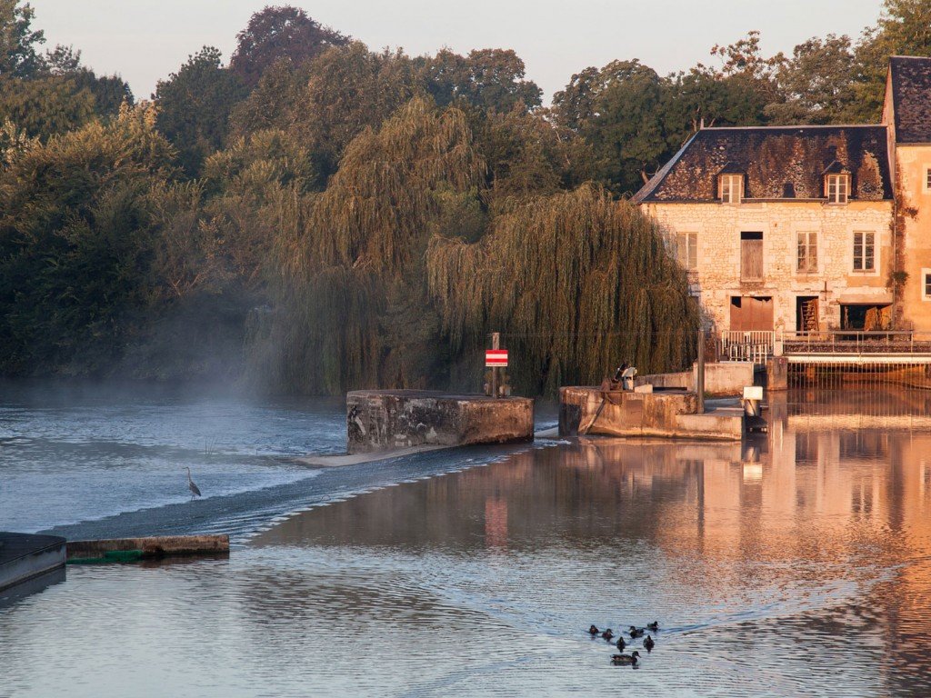Vaas, Le Loir - Photo J.P Berlose