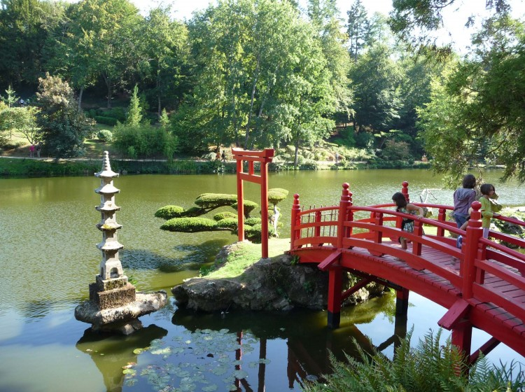Oosterse Tuin Ideeen : Proef de oosterse sfeer van het parc oriental in maulévrier